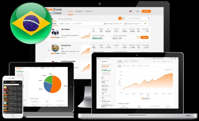 copy trading en Brasil